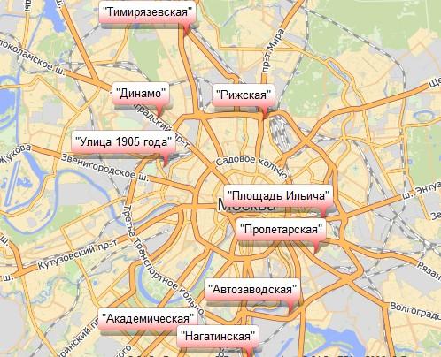 адреса дисконта 1001 куртка в москве