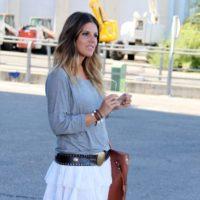 Советы стилистов: с чем носить короткую юбку