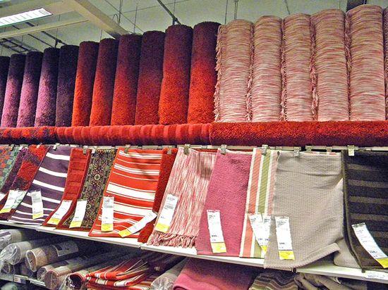 Выбираем ковры