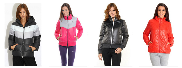 Зимние куртки женские найк | Интересы