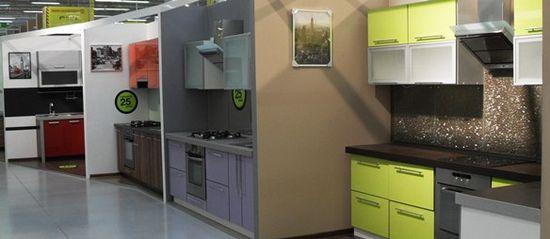 Выбираем кухню