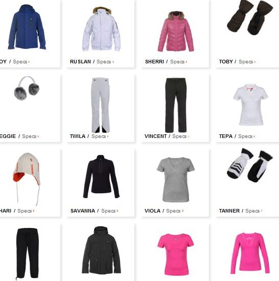 Пуховикру  сеть специализированных магазинов верхней одежды