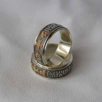На каком пальце носят кольцо Спаси и сохрани: значение религиозных традиций