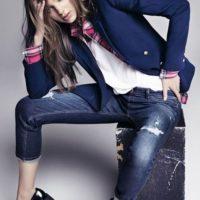 С чем носить женские ботинки: рекомендации дизайнеров
