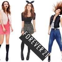 Обзор сети магазинов одежды Forever 21