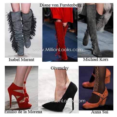 обувь осень зима 2011