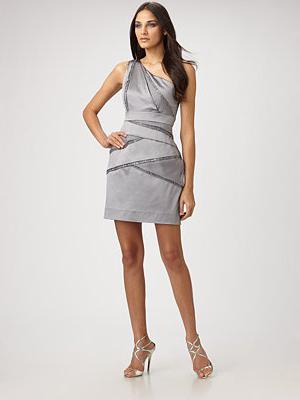 платье из аталаса