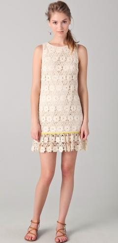 Какие бывают гипюровые платья