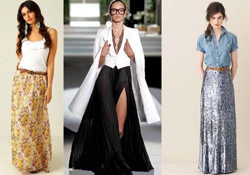 Выбираем прямую юбку