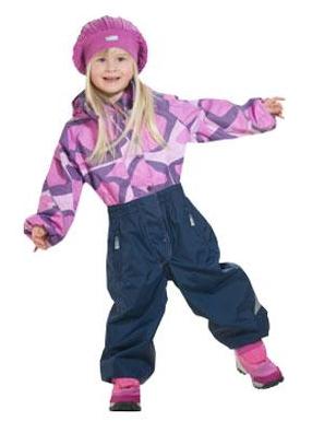 Детская зимняя одежда Reima - Все о моде
