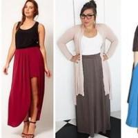 С чем носить длинную юбку: популярные тренды 2016 года