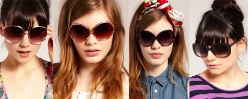 женские солнечные очки 2011 фото
