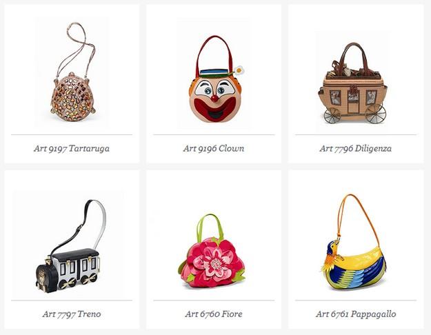 браччолини сумки кошельки.