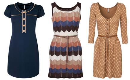 винтажные платья коллекции 2011