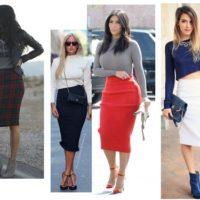 Рекомендации стилиста: выбираем с какой обувью носить юбку